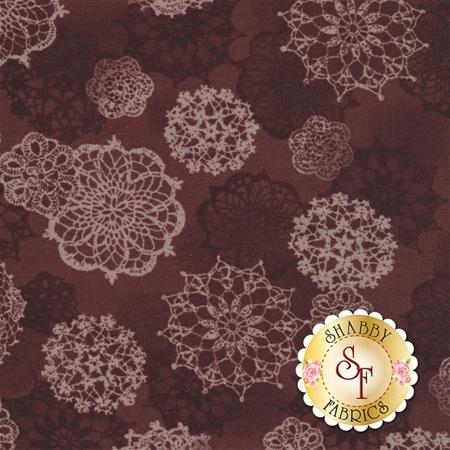 Ruru Bouquet Classic RU2290Y-16E by Quilt Gate Fabrics