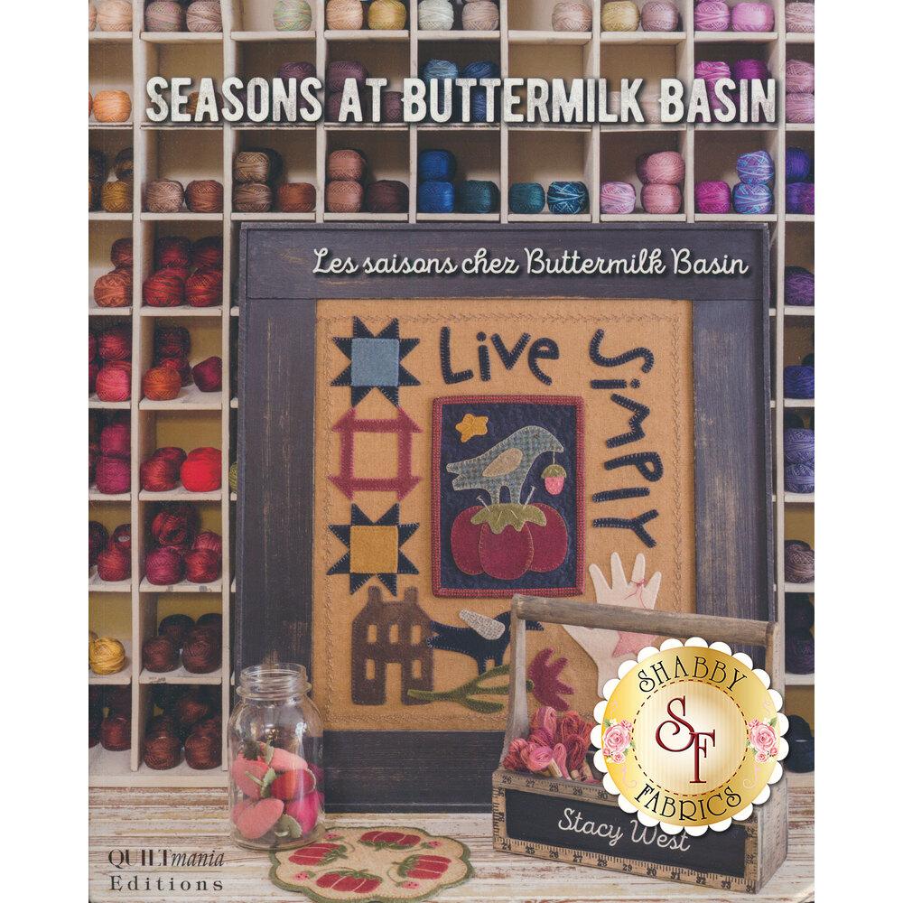 Seasons At Buttermilk Basin Bookavailable at Shabby Fabrics