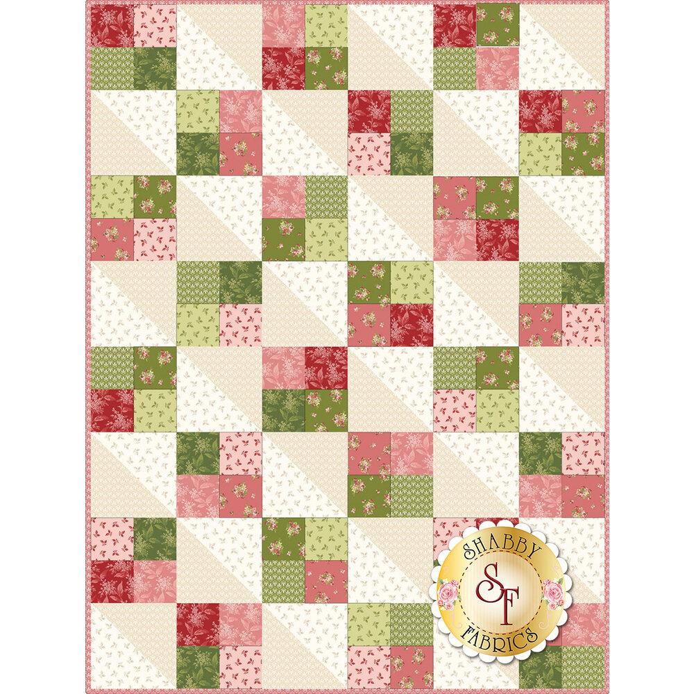 Four Square Precut Kit - Sensibility   Shabby Fabrics