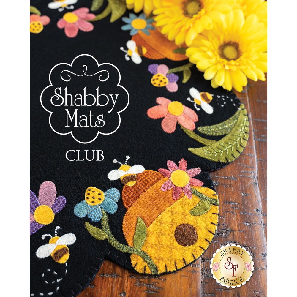 Shabby Mats - Wool Club