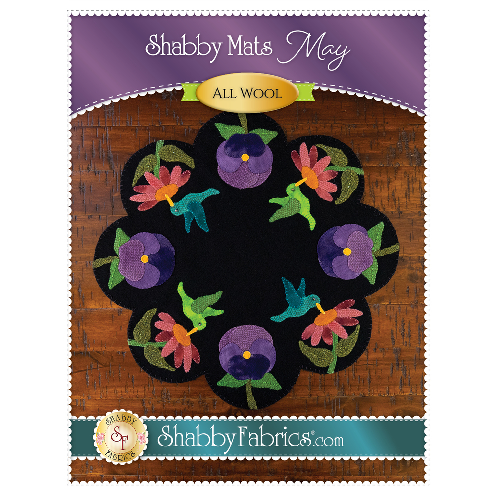 Shabby Mats - May - Pattern