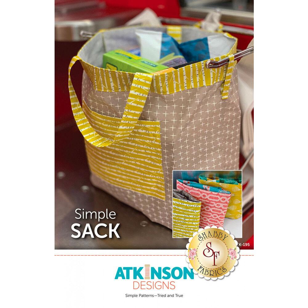 Simple Sack Pattern | Shabby Fabrics