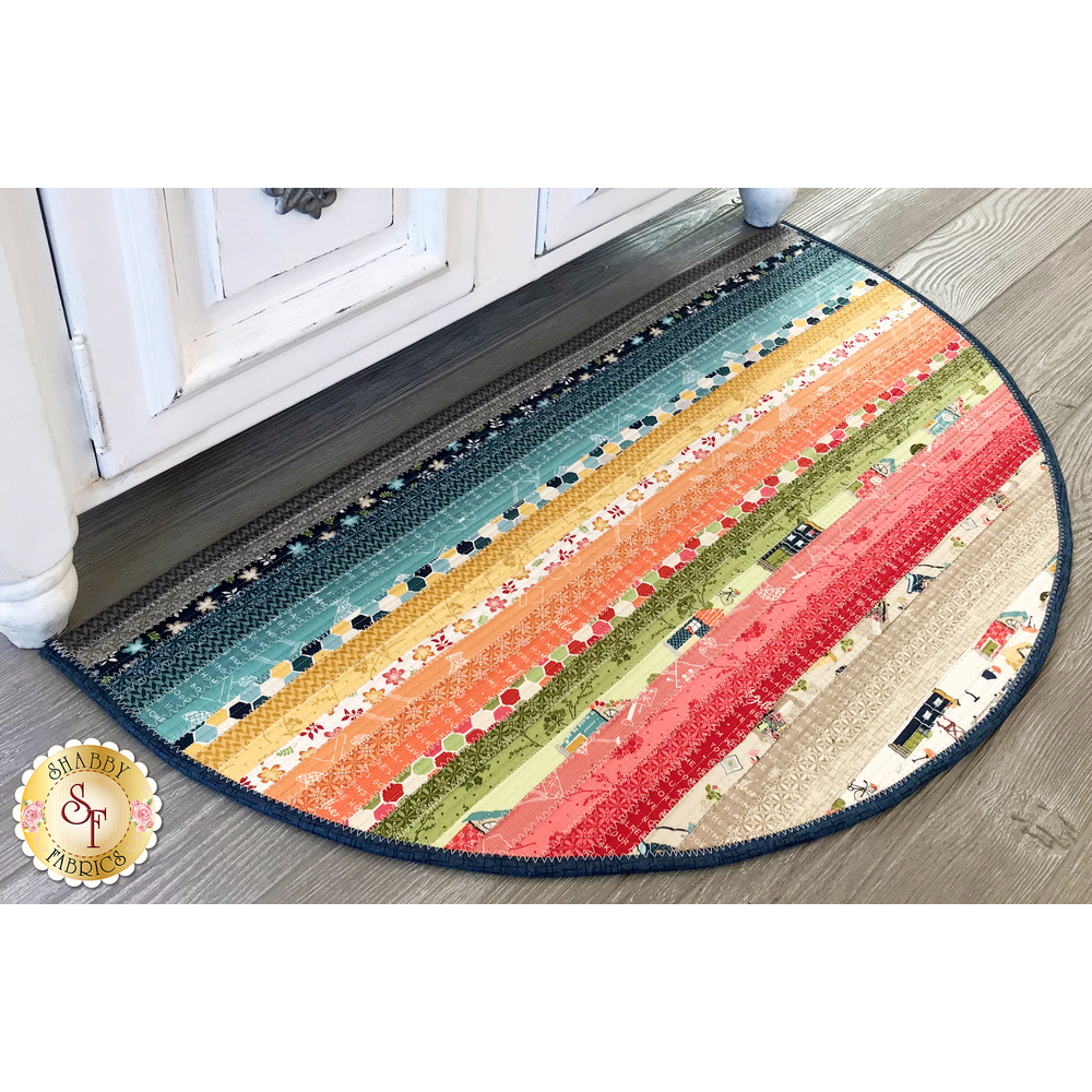 Slice Rug Kit - Make Yourself At Home