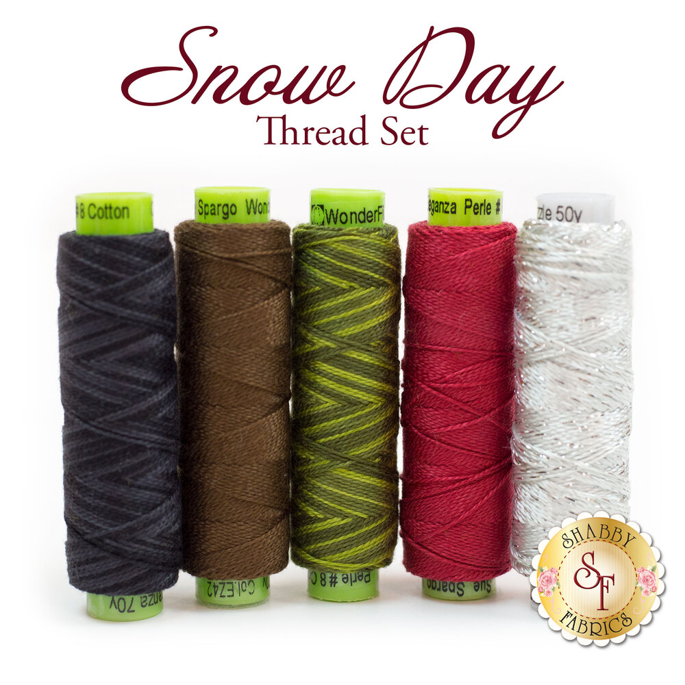 Snow Days Thread Set - 5pc Thread Set