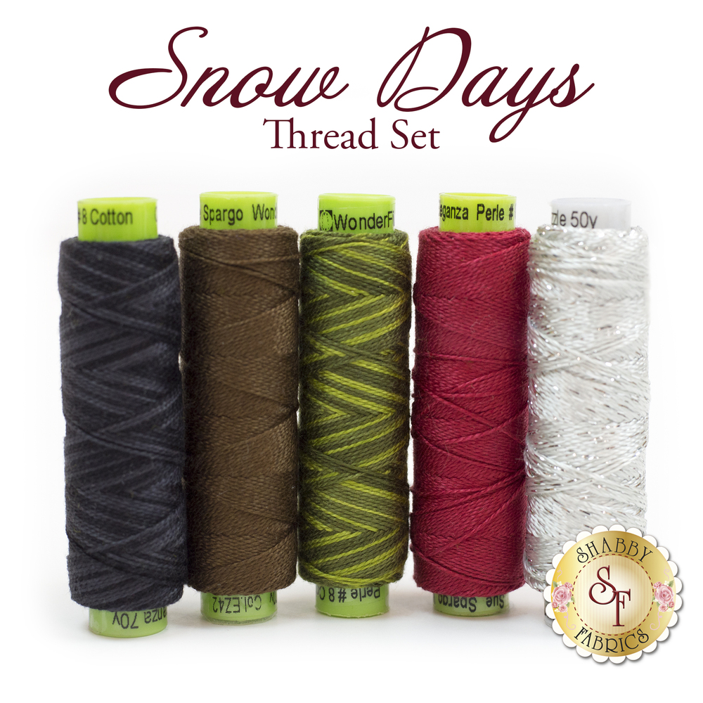Snow Days - 5pc Thread Set
