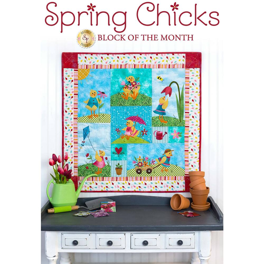 Spring Chicks BOM - Pre-Fused & Laser-Cut