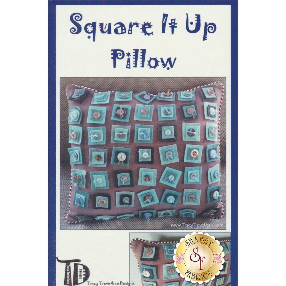 Square It Up Pillow Pattern
