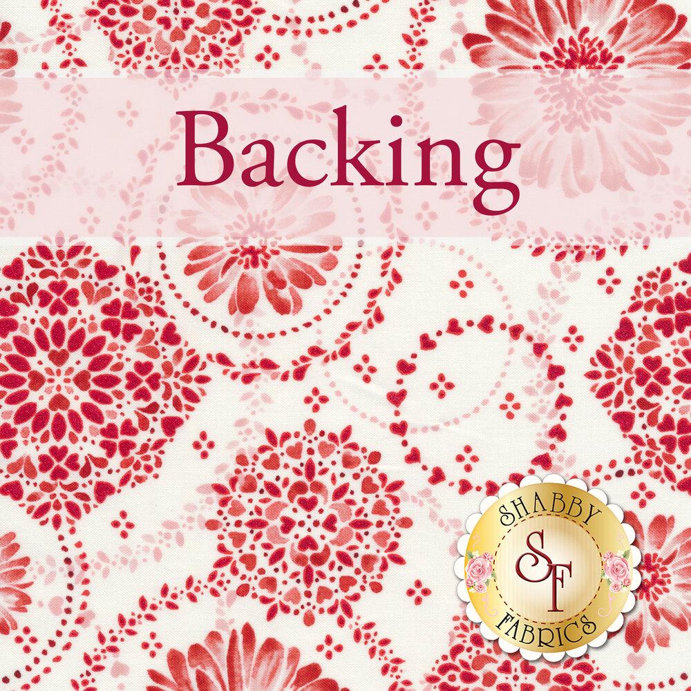 Patchwork Garden Quilt - Sugar Berry Backing - 4yds