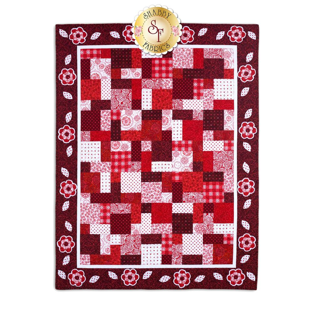 Patchwork Garden Quilt Pattern - Sugar Berry
