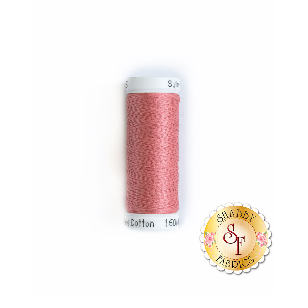 Sulky 50 wt Cotton Thread - Romantic Rose 0119 by Sulky Of America