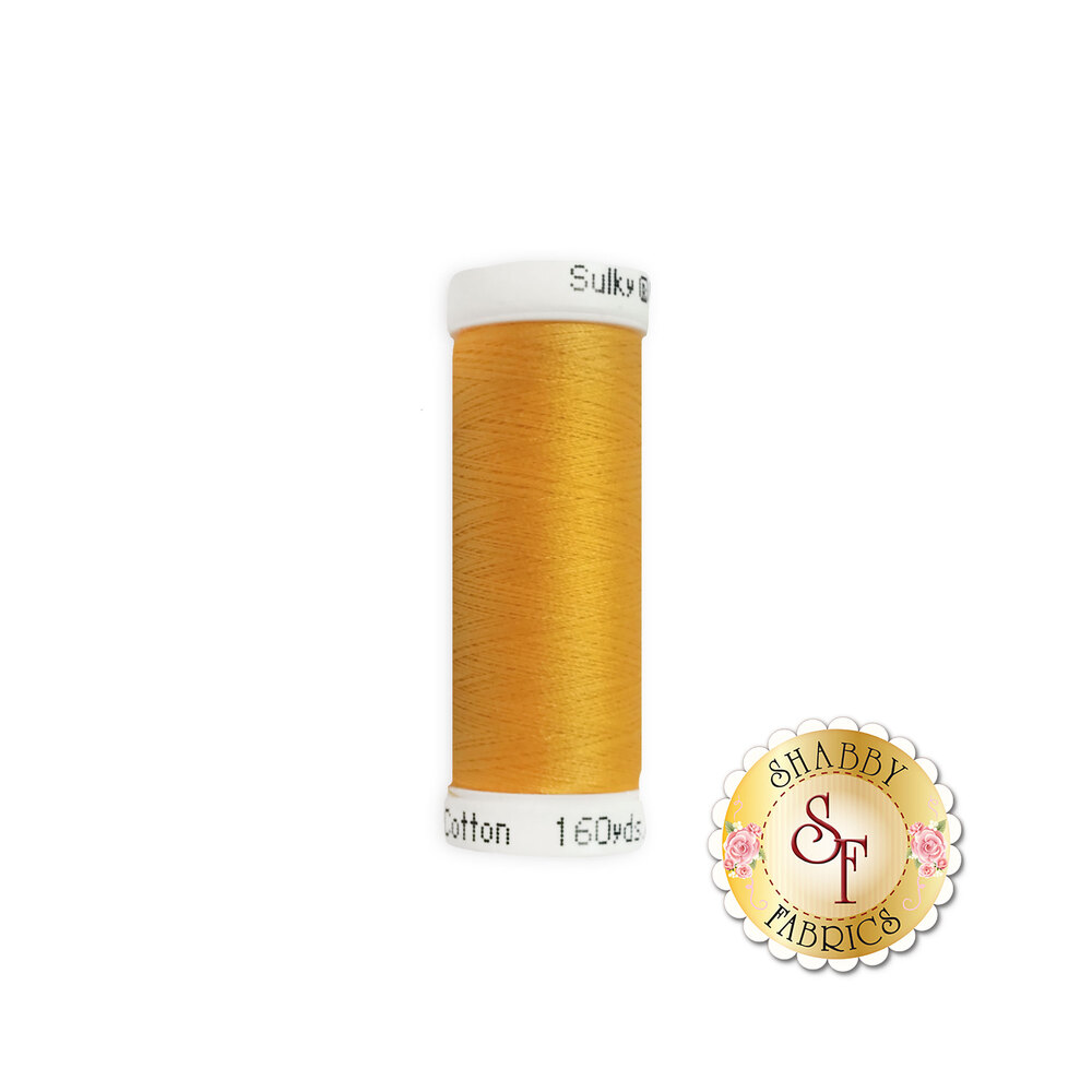Sulky 50 wt Cotton Thread - Butterfly Gold 0567 by Sulky Of America