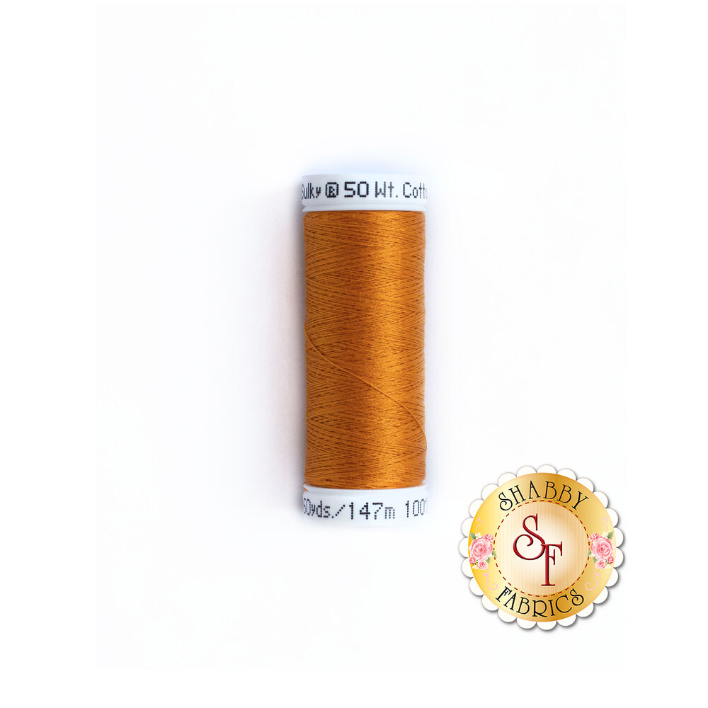 Sulky 50 wt Cotton Thread - Cinnamon 0568 by Sulky Of America