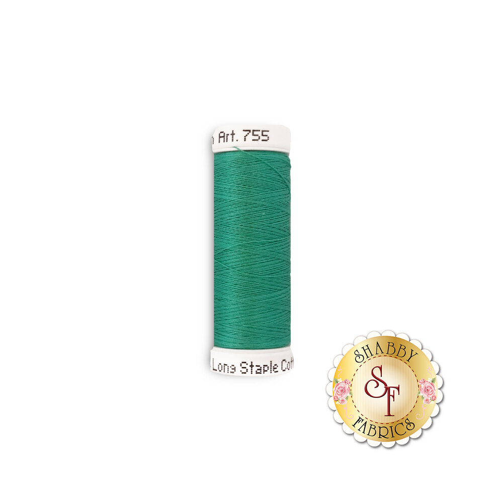 Sulky 50 wt Cotton Thread - Medium Aqua 0640 by Sulky Of America