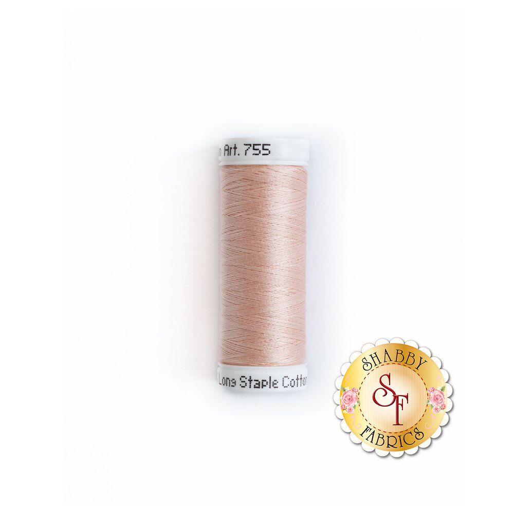 Sulky 50 wt Cotton Thread - Medium Peach 1015 by Sulky Of America