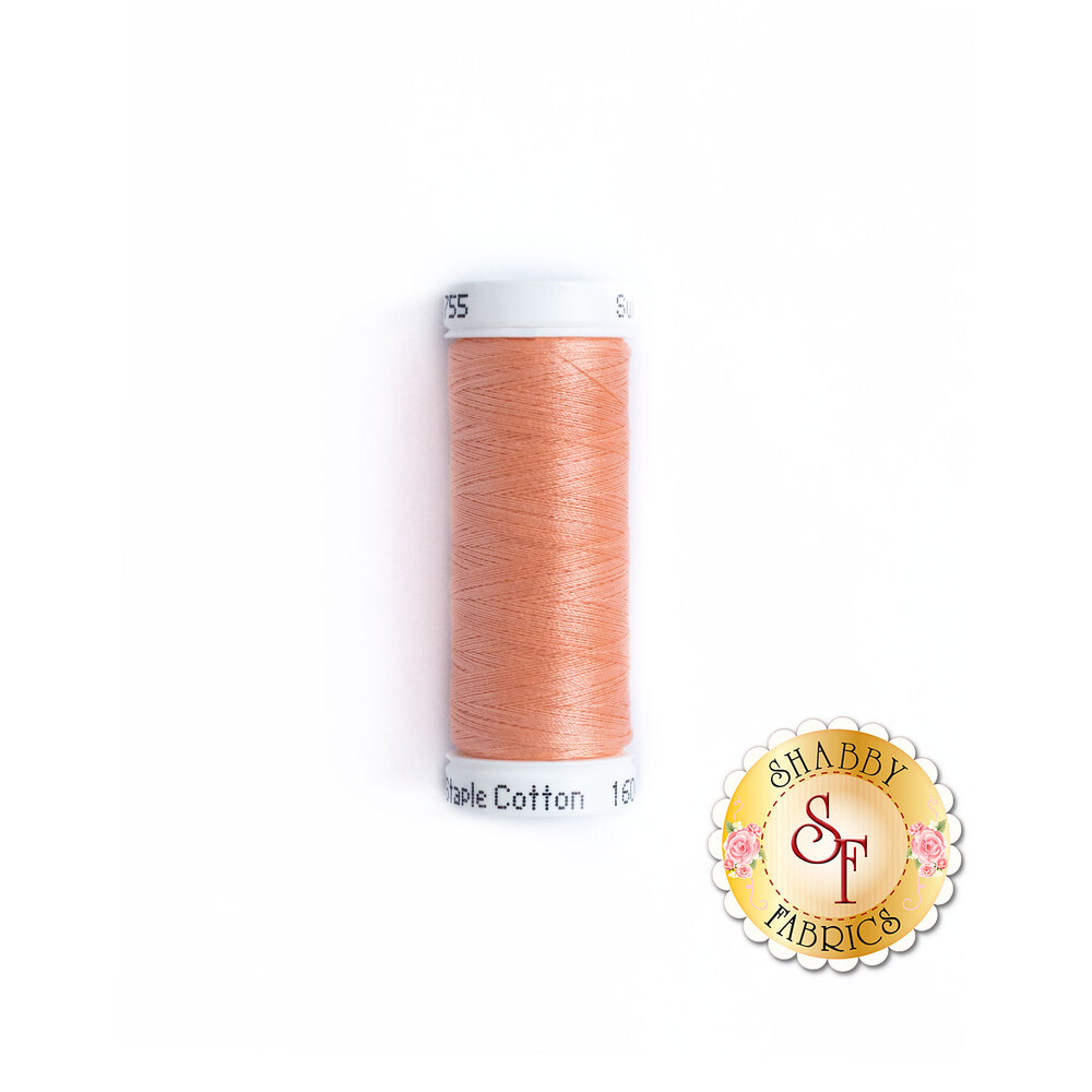 Sulky 50 wt Cotton Thread - Peach 1019 by Sulky Of America