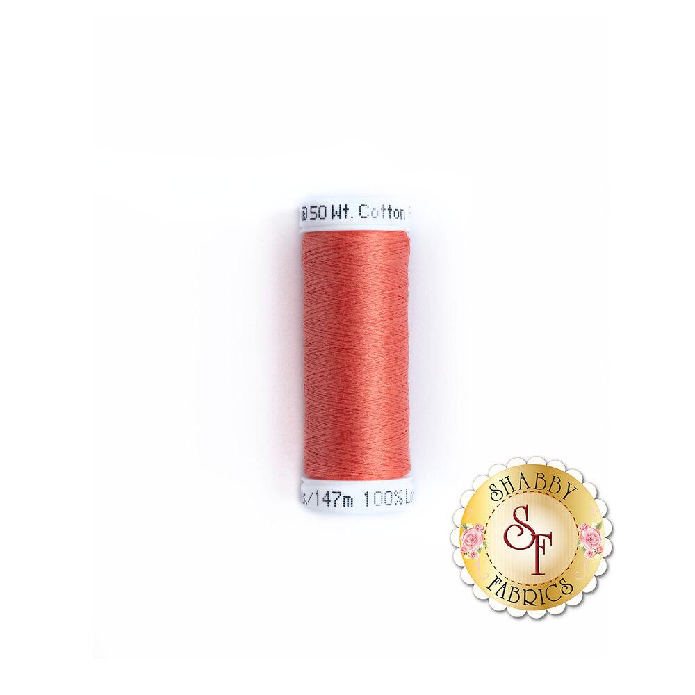 Sulky 50 wt Cotton Thread - Dark Peach 1020 by Sulky Of America