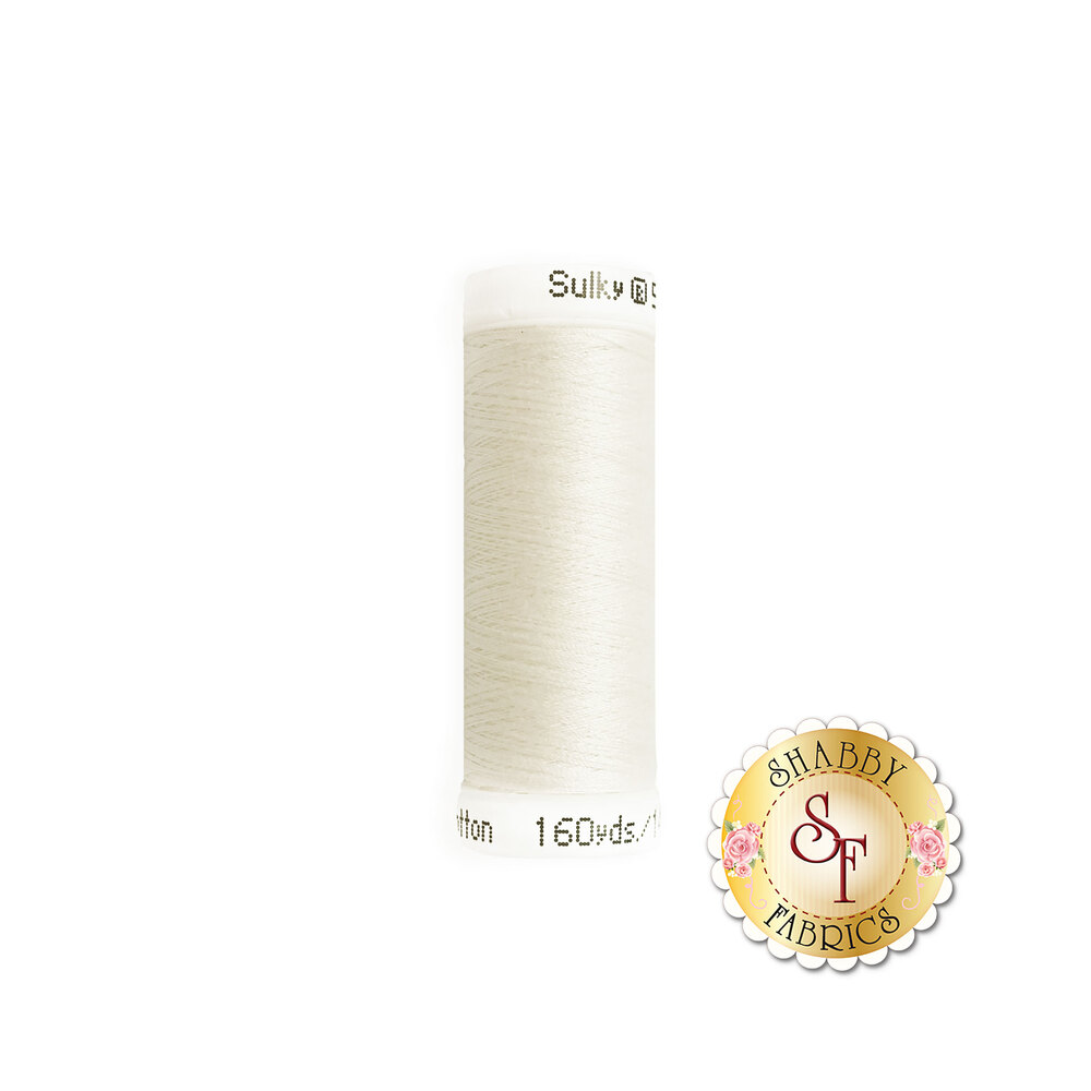 Sulky 50 wt Cotton Thread - 1071 Off White by Sulky Of America