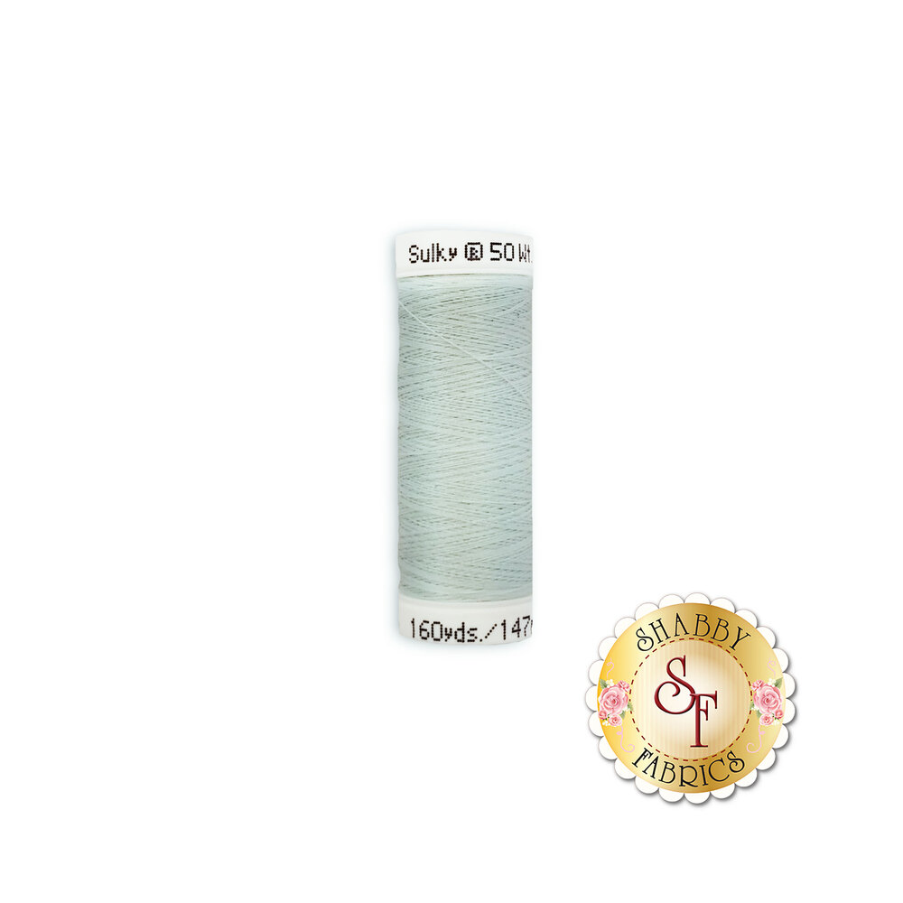 Sulky 50 wt Cotton Thread - 1077 Jade Tint by Sulky Of America