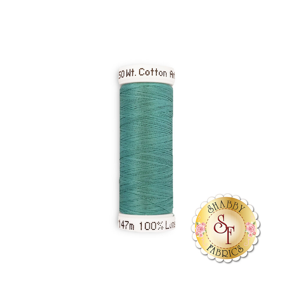 Sulky 50 wt Cotton Thread - Light Teal 1045 by Sulky Of America