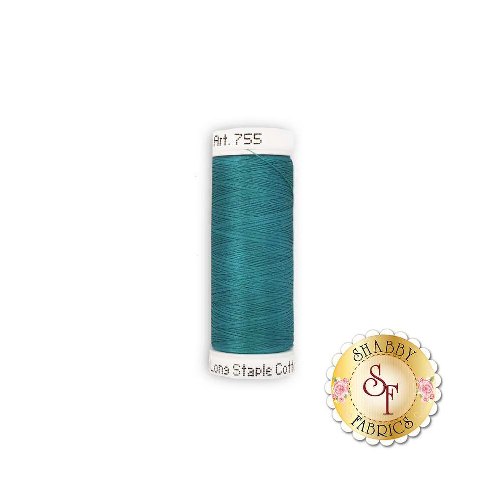Sulky 50 wt Cotton Thread - 1096 Dark Turquoise by Sulky Of America