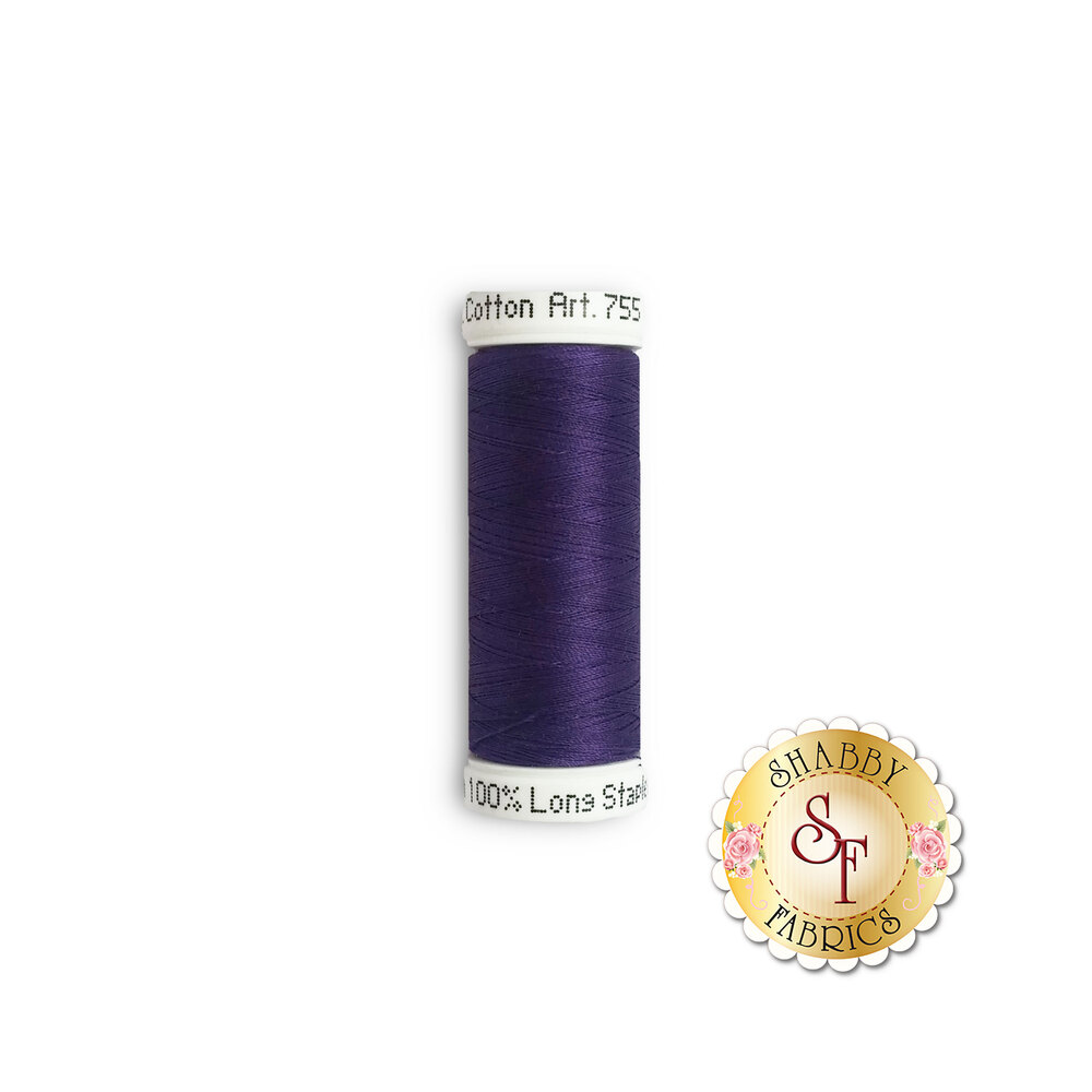 Sulky 50 wt Cotton Thread - 1112 Royal Purple by Sulky Of America