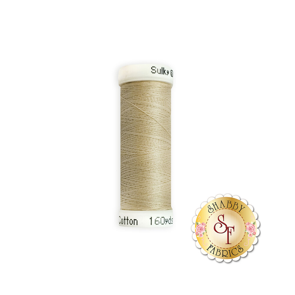 Sulky 50 wt Cotton Thread - 1149 Deep Ecru by Sulky Of America