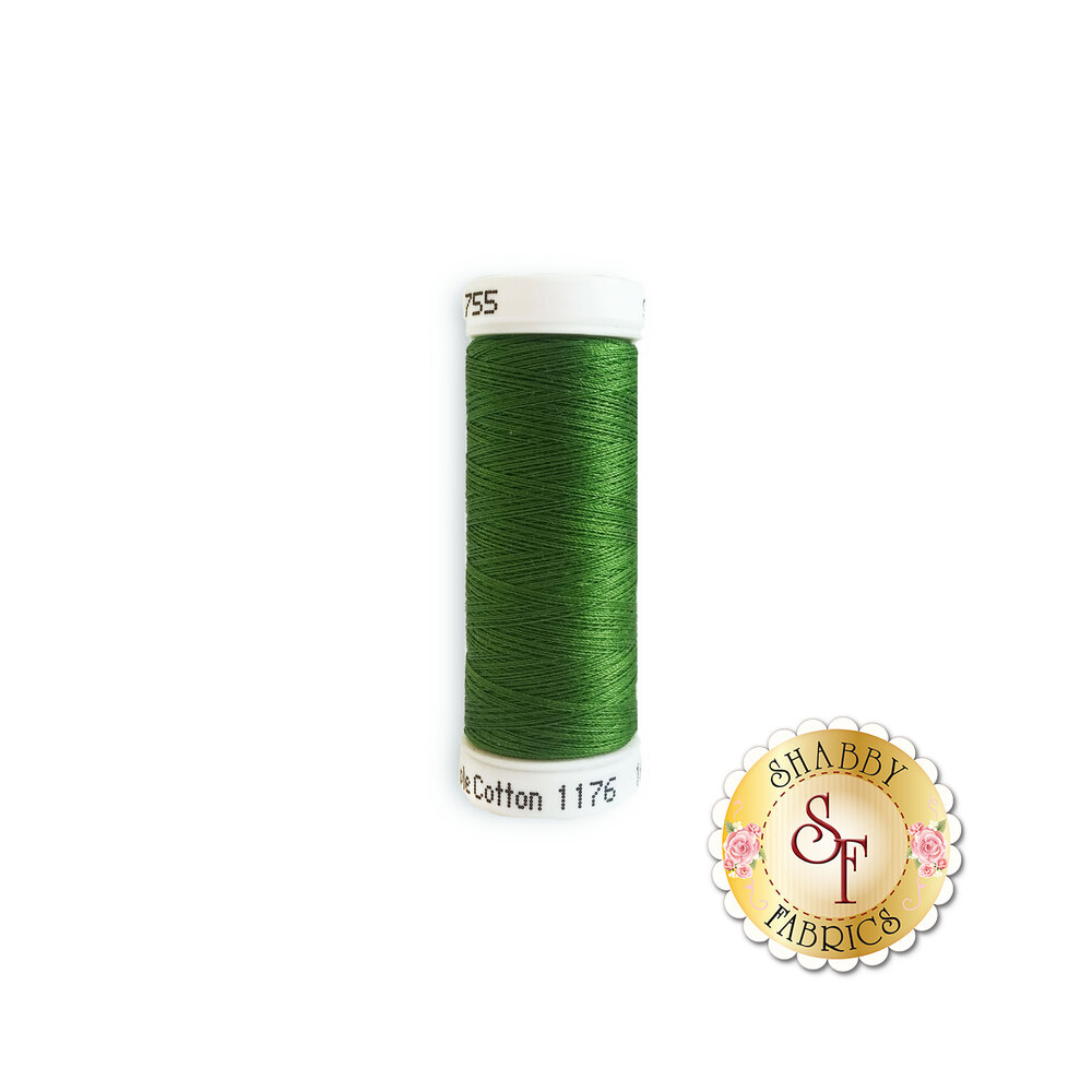 Sulky 50 wt Cotton Thread - 1176 Medium Dark Avocado by Sulky Of America
