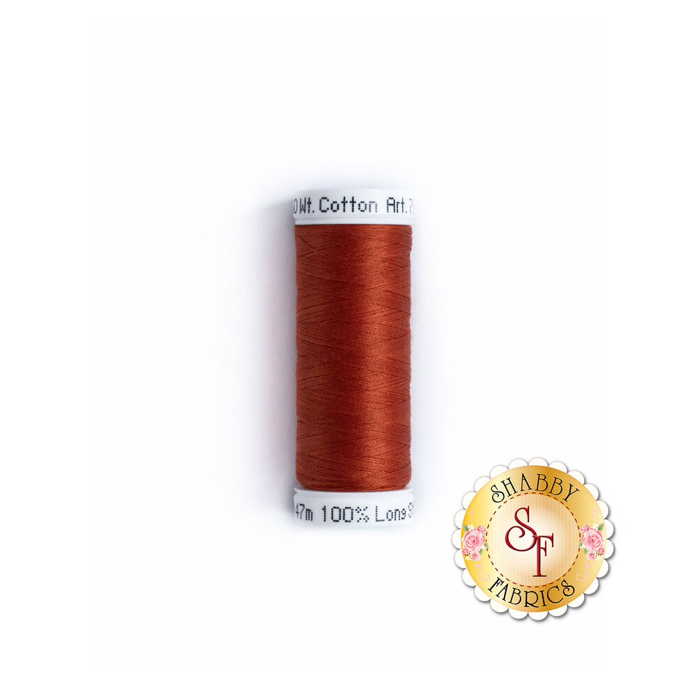 Sulky 50 wt Cotton Thread - 1181 Rust by Sulky Of America