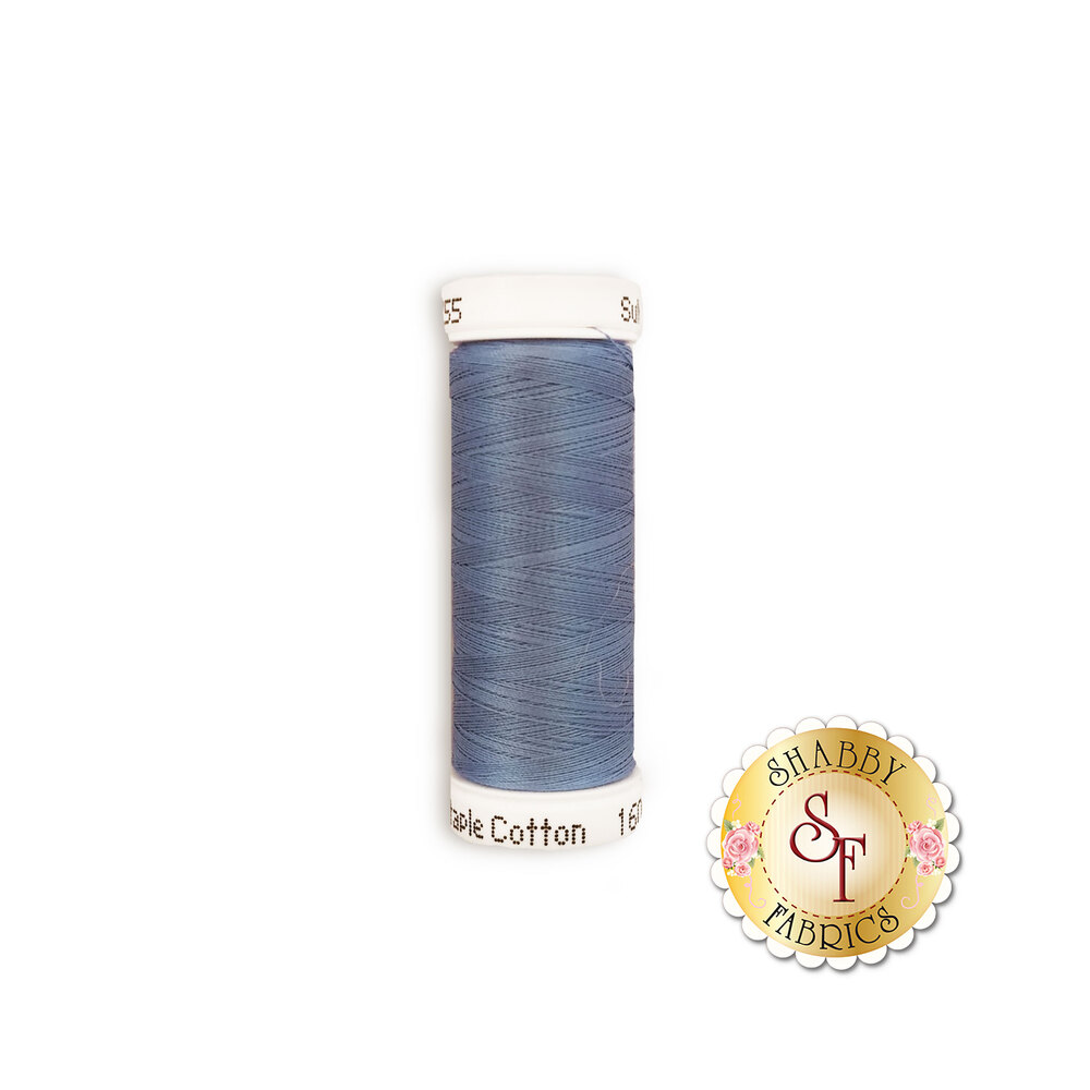 Sulky 50 wt Cotton Thread - 1198 Dusty Navy by Sulky Of America