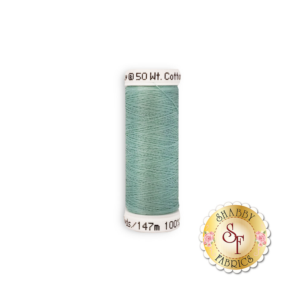 Sulky 50 wt Cotton Thread - 1204 Pastel Jade by Sulky Of America
