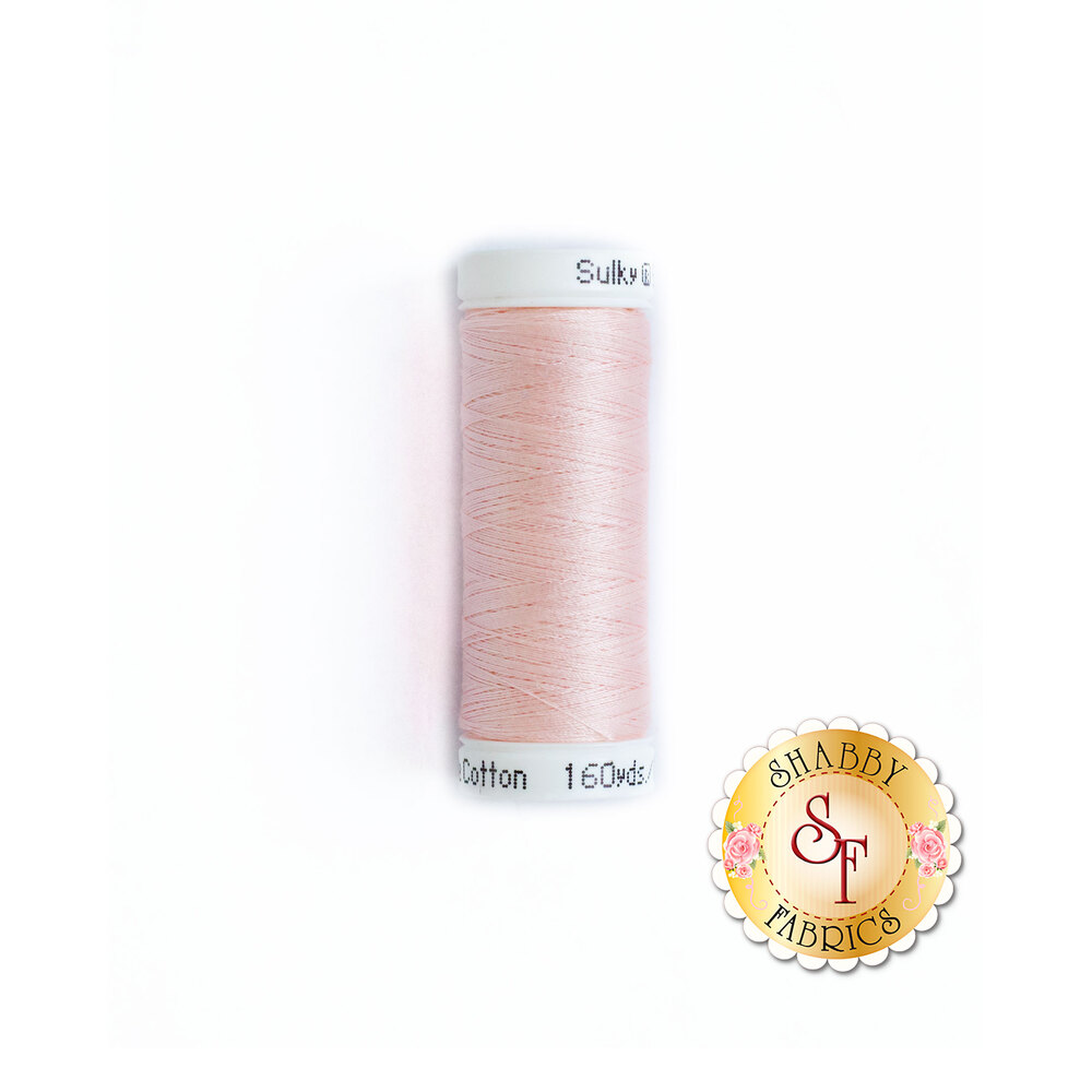 Sulky 50 wt Cotton Thread - 1225 Pastel Pink by Sulky Of America