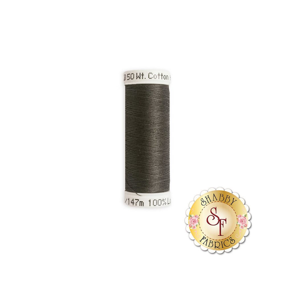 Sulky 50 wt Cotton Thread - 1234 Almost Black by Sulky Of America