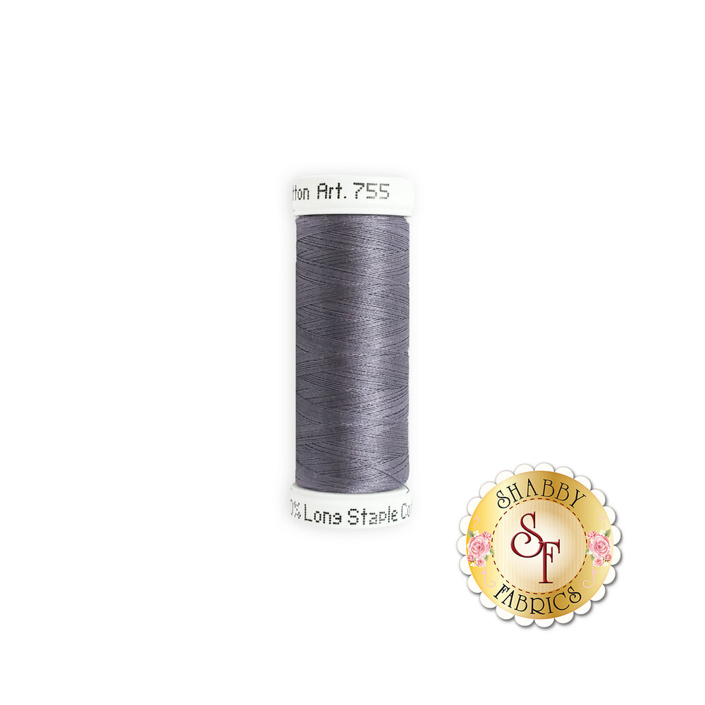 Sulky 50 wt Cotton Thread - 1240 Smokey Gray by Sulky Of America