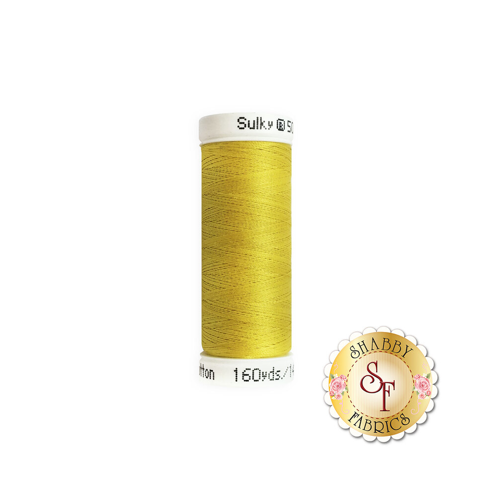 Sulky 50 wt Cotton Thread - 1243 Spring Moss by Sulky Of America