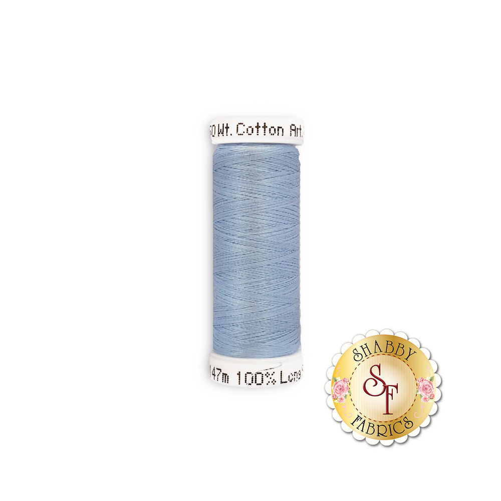 Sulky 50 wt Cotton Thread - 1292 Heron Blue by Sulky Of America