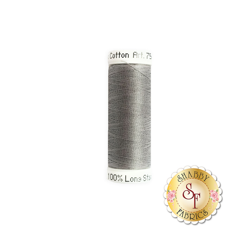 Sulky 50 wt Cotton Thread - 1295 Sterling by Sulky Of America