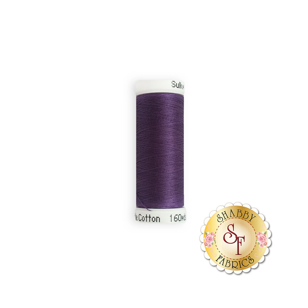 Sulky 50 wt Cotton Thread - 1299 Purple Shadow by Sulky Of America
