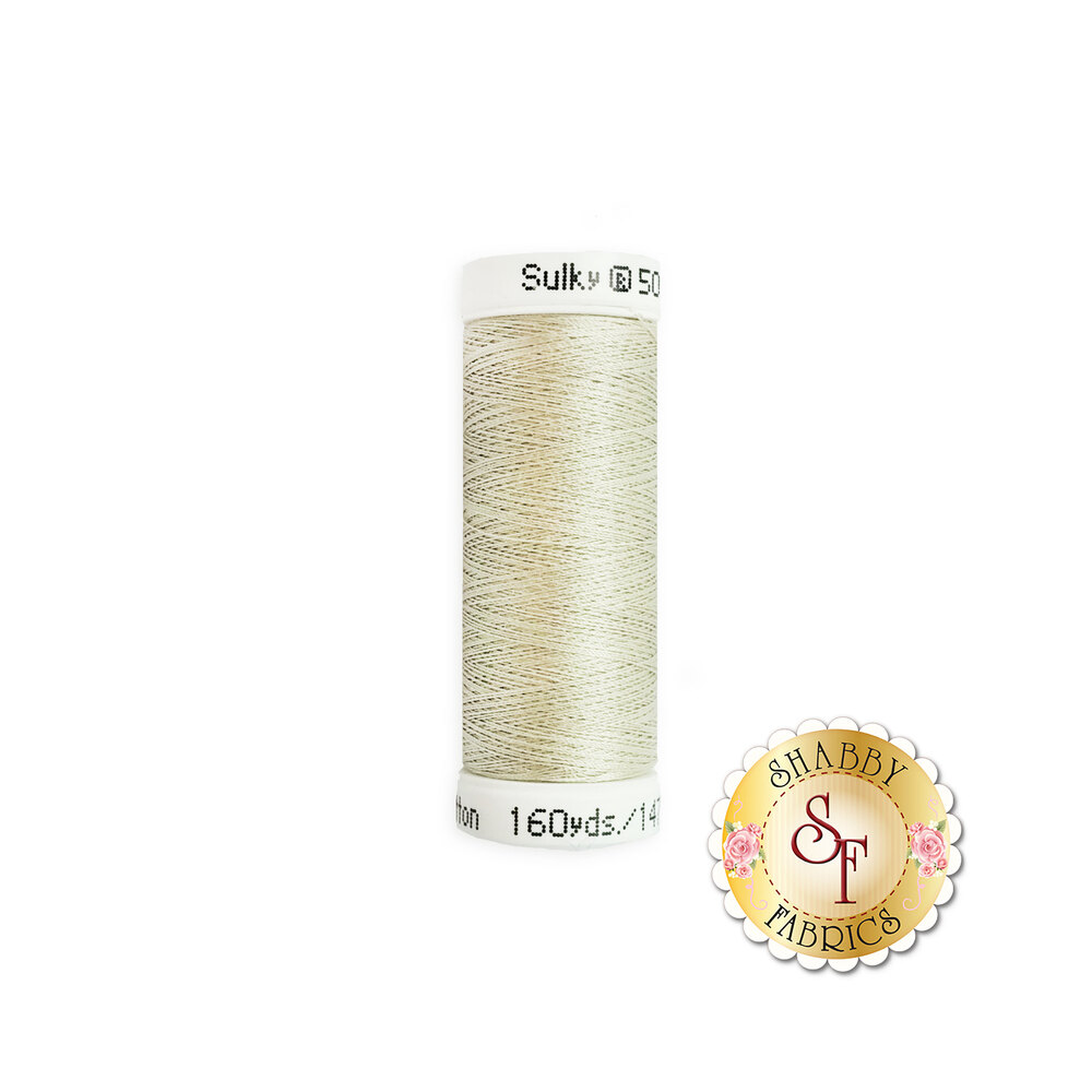 Sulky 50 wt Cotton Thread - 1321 Grey Khaki  by Sulky Of America