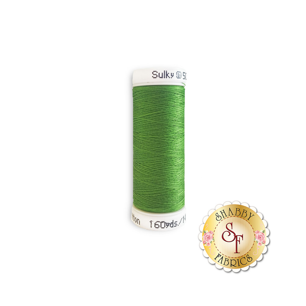 Sulky 50 wt Cotton Thread - 1825 Barnyard Grass by Sulky Of America