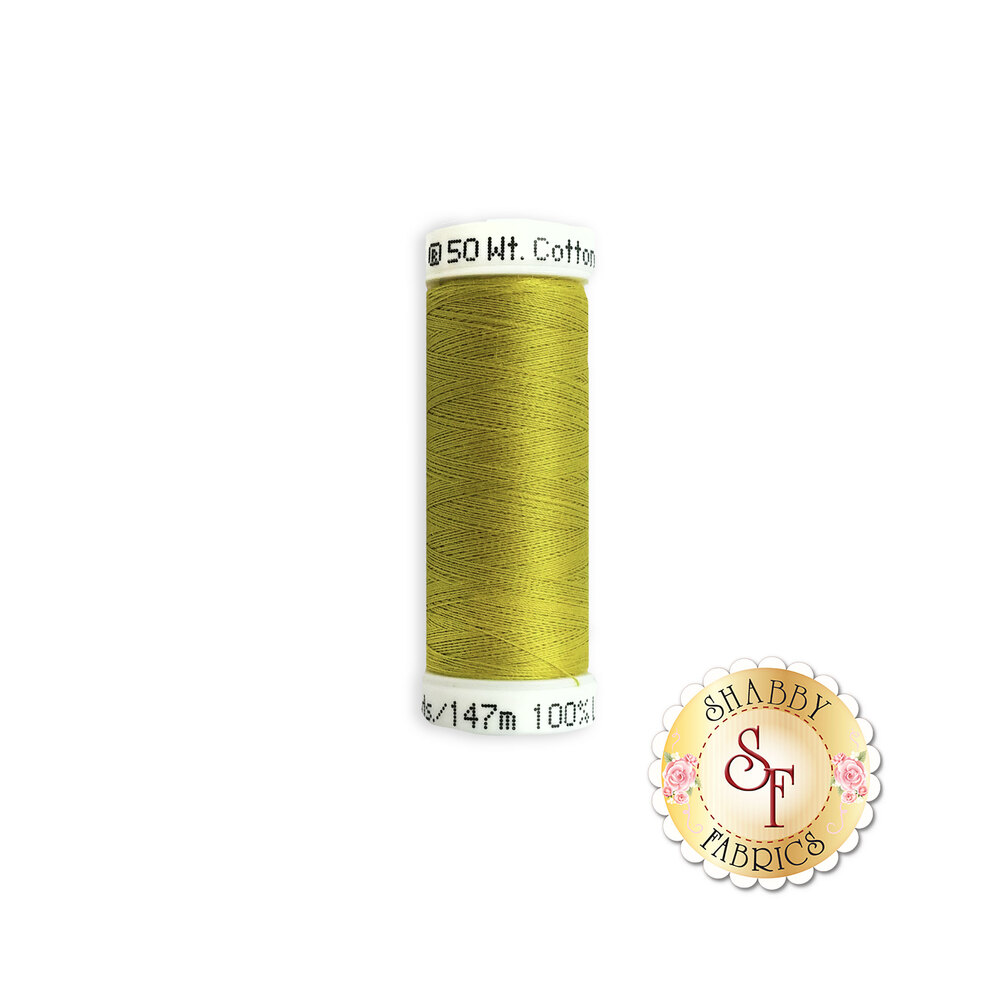 Sulky 50 wt Cotton Thread - 1834 Pea Soup by Sulky Of America