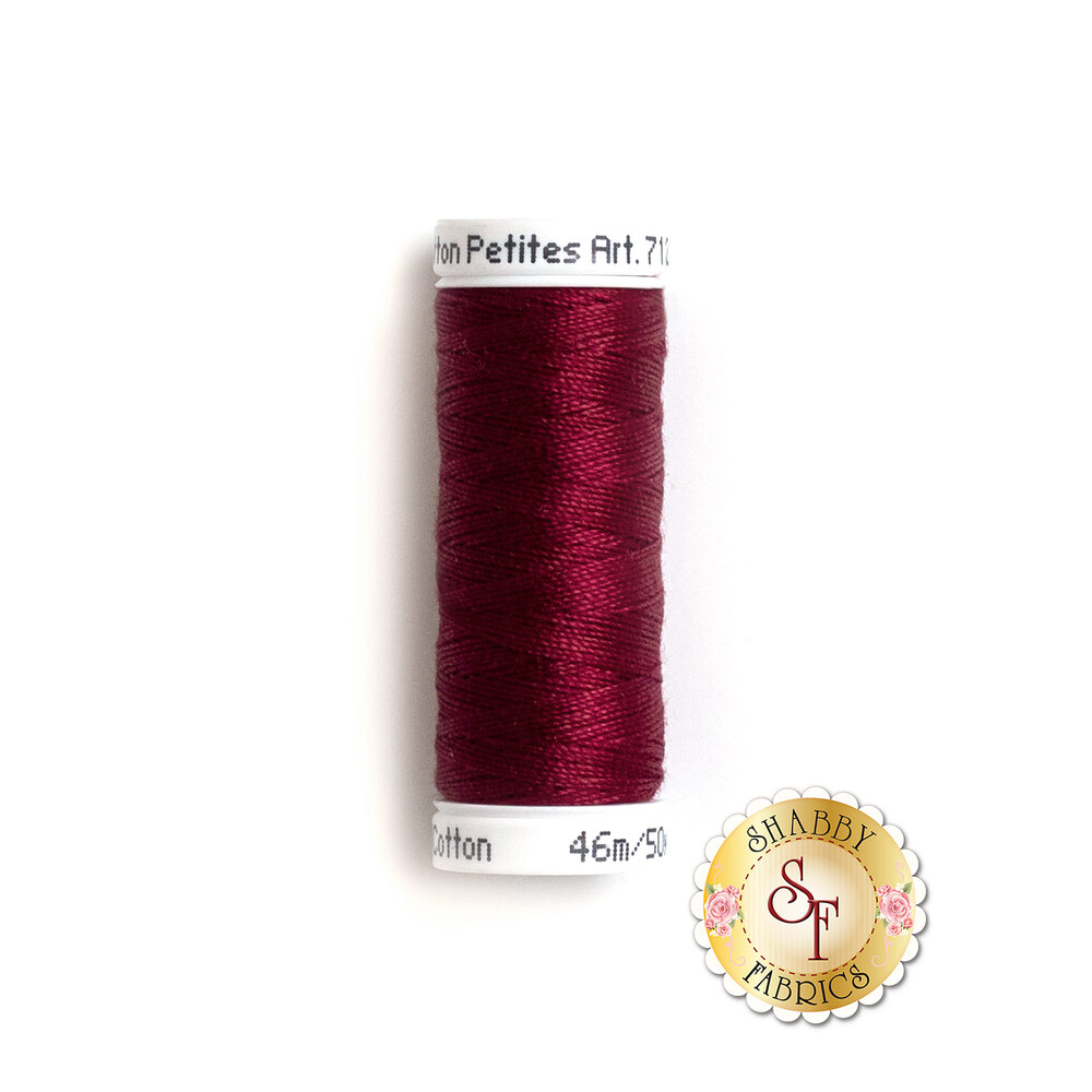 Sulky Cotton Petites Thread Merlot Wine