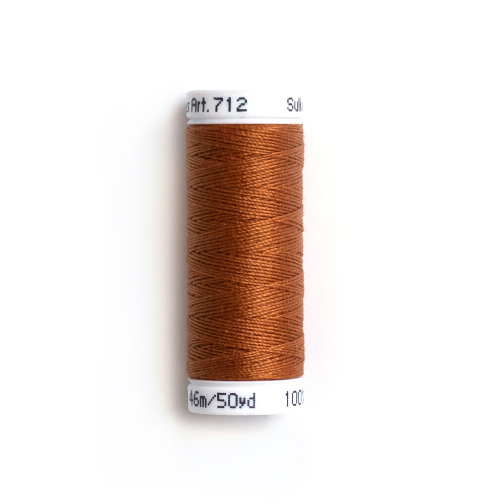 Sulky Cotton Petites Thread Med. Tawny Tan