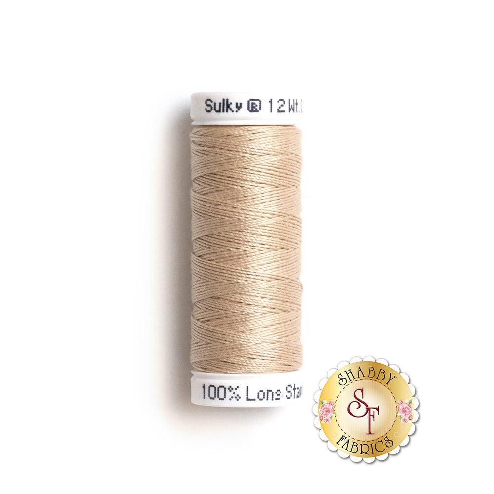 Sulky Cotton Petites Thread Deep Ecru