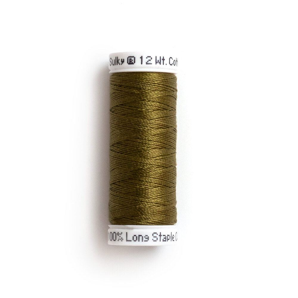 Sulky Cotton Petites Thread Med. Army Green