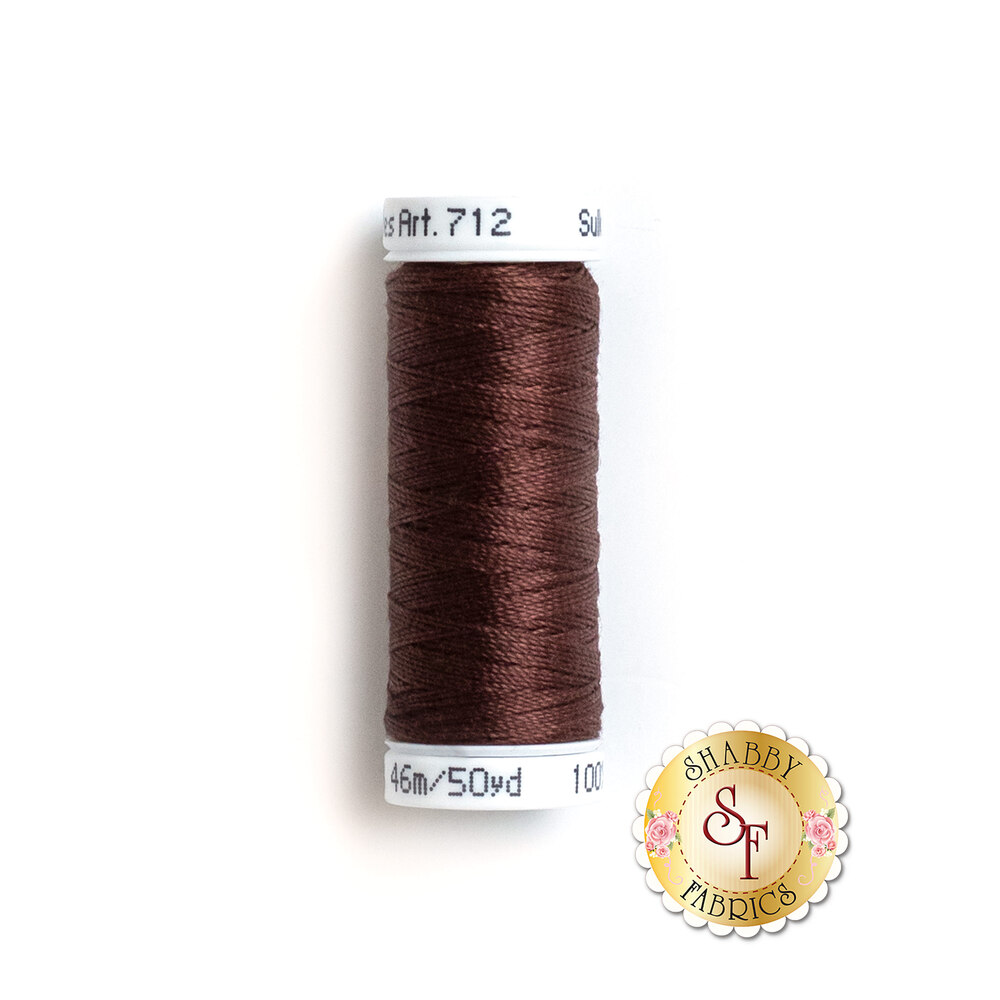 Sulky Cotton Petites Thread Sable Brown