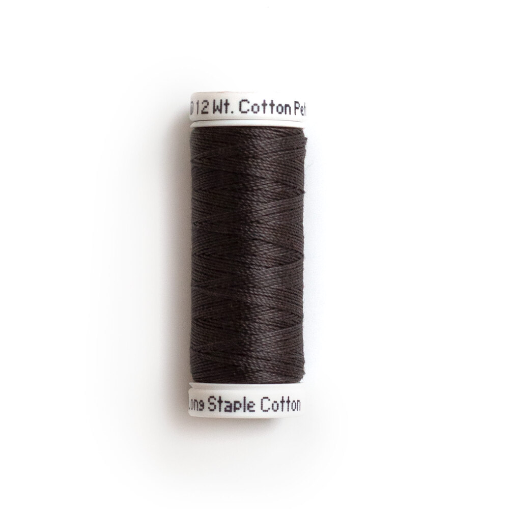 Sulky Cotton Petites Thread Almost Black