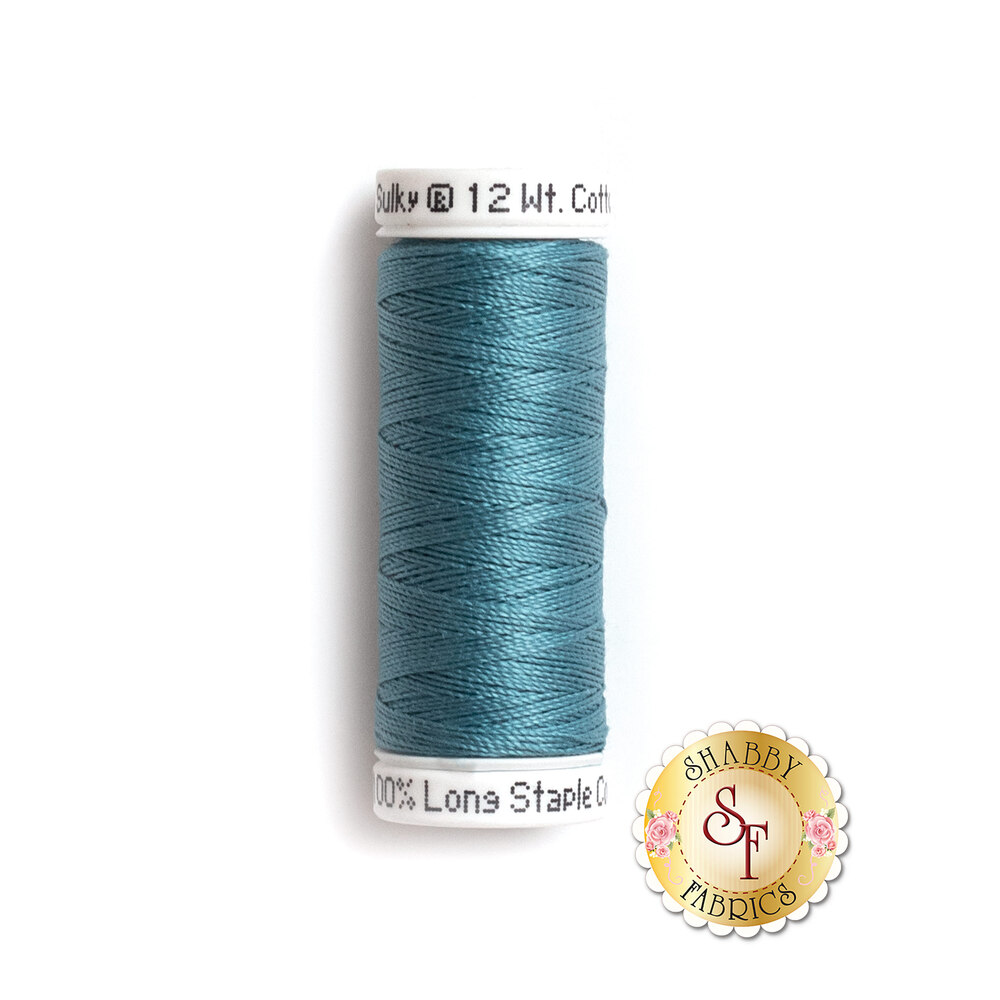 Sulky Cotton Petites Thread Bright Peacock