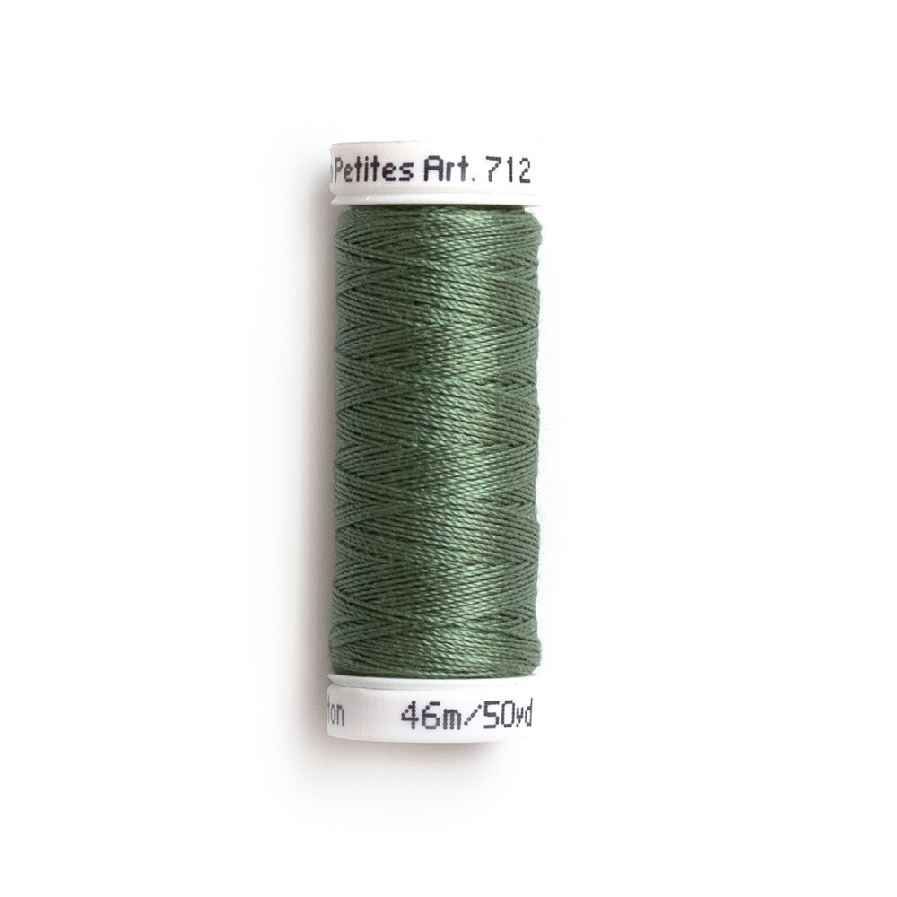 Sulky Cotton Petites Thread French Green