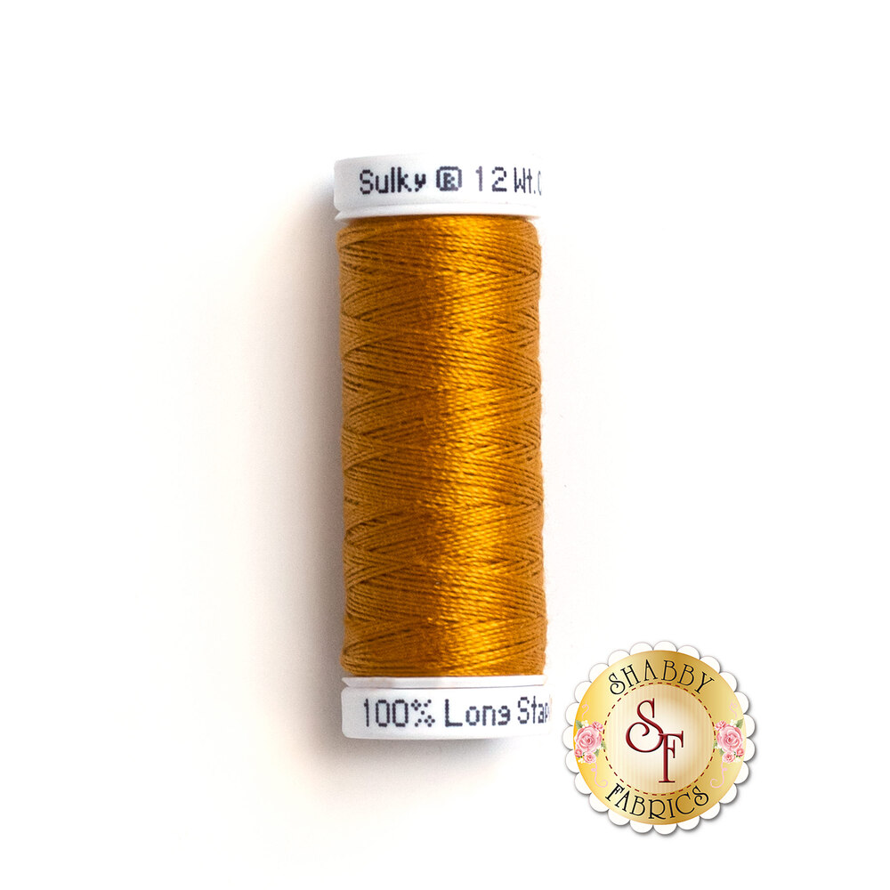 Sulky Cotton Petites Thread Galley Gold
