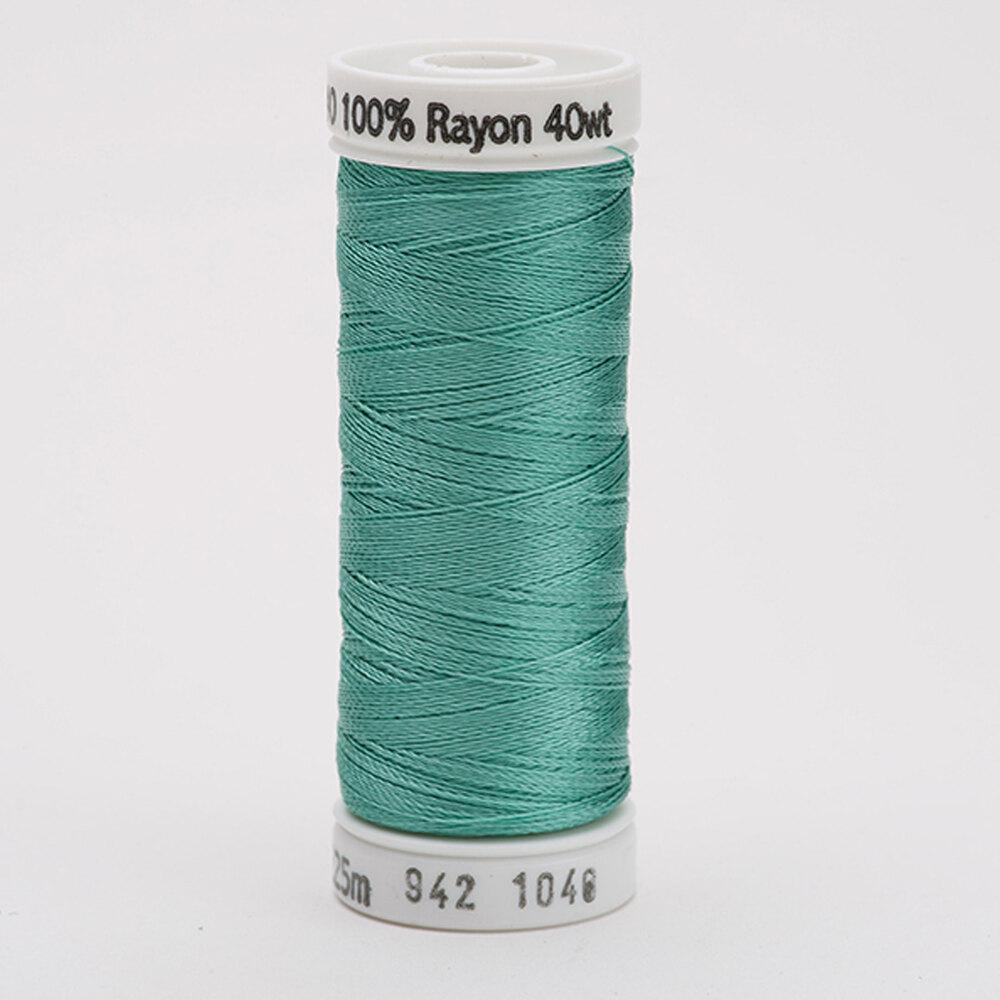 Sulky 40 wt Rayon Thread  #1046 Tea | Shabby Fabrics